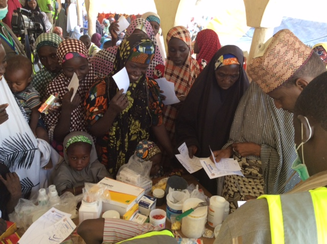 RHEMN Proposes free healthcare for 10,000 women and children in Mambilla