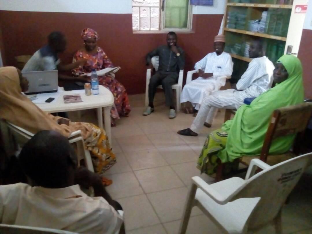 Vitamin Angels representatives visits RHEMN in Gombe