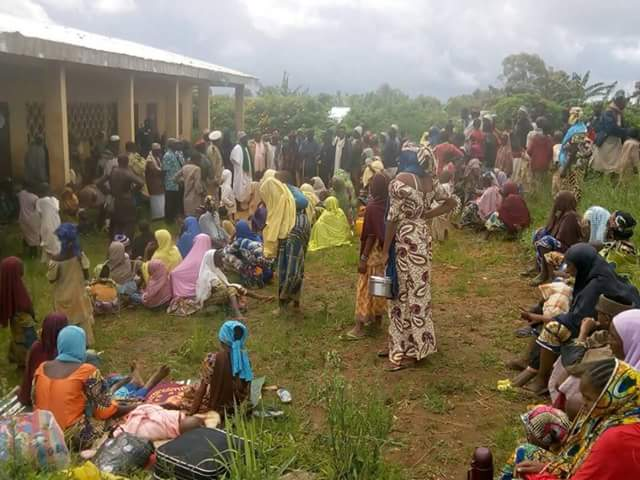 REPORT OF NEEDS ASSESSMENT ON MAMBILA PLATEAU CRISIS