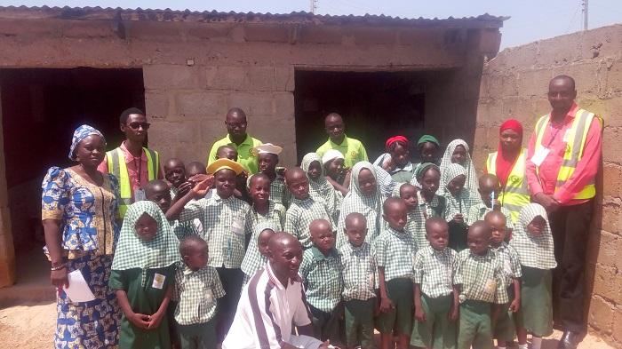 RHEMN Provides free health service at Model Nursery/Primary school BCGA Gombe