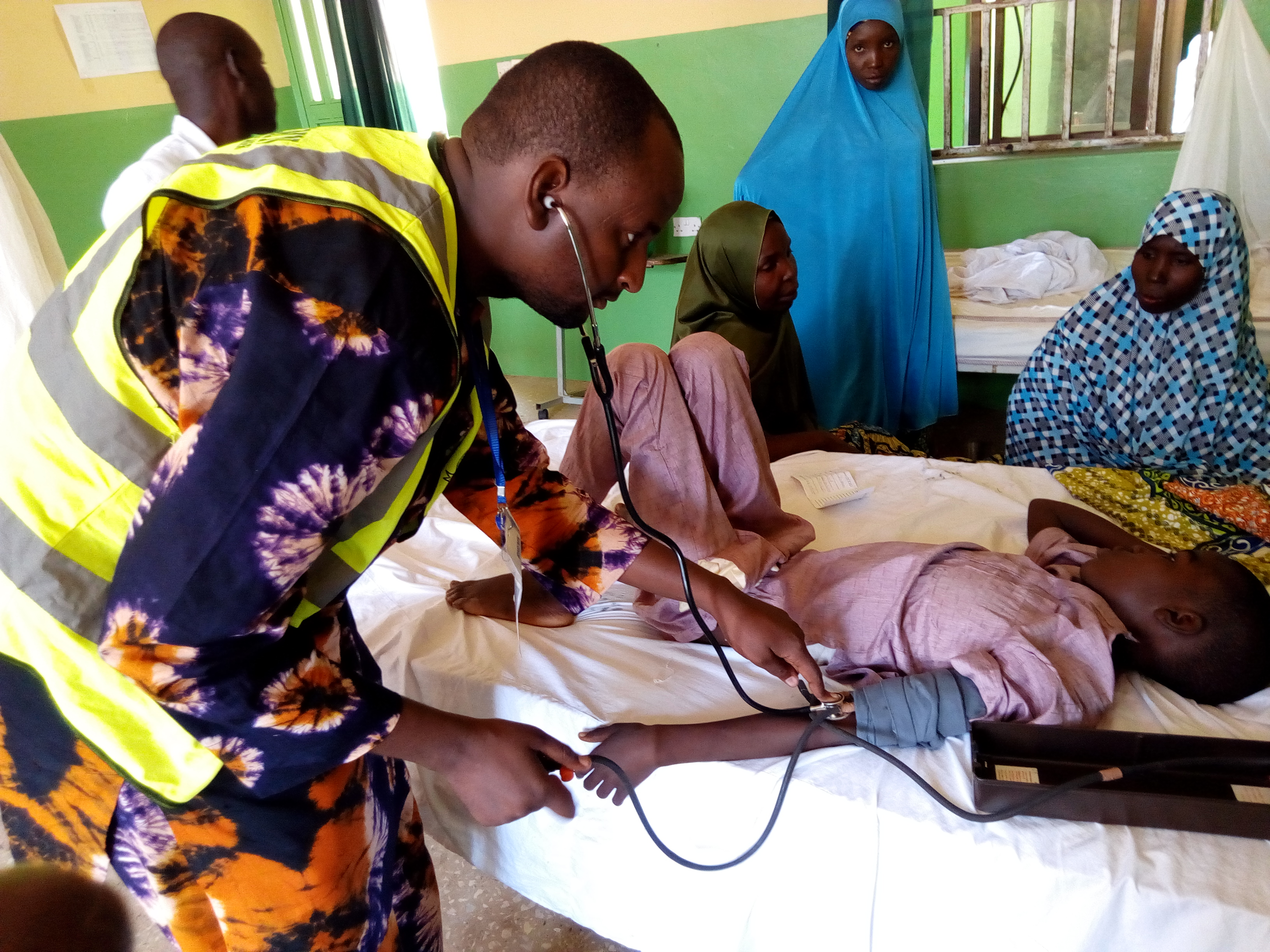 RHEMN Launched Health Volunteer Corps in Gombe