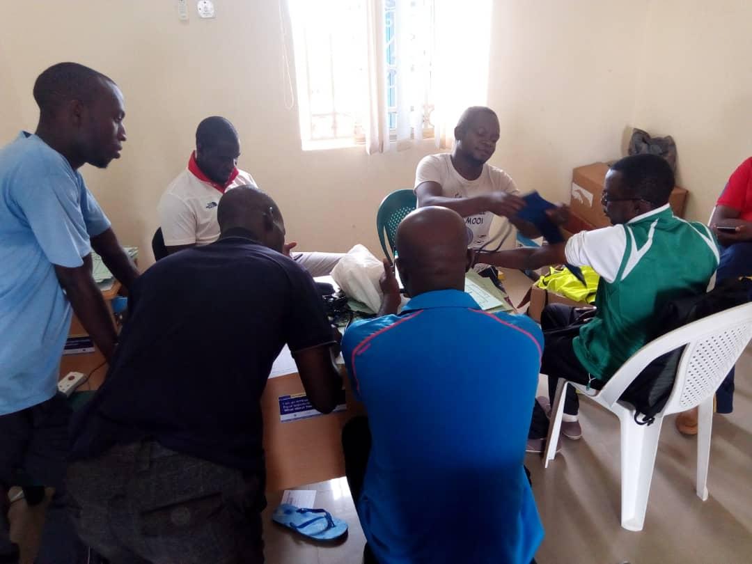Weekly Free Health Screening in Gombe