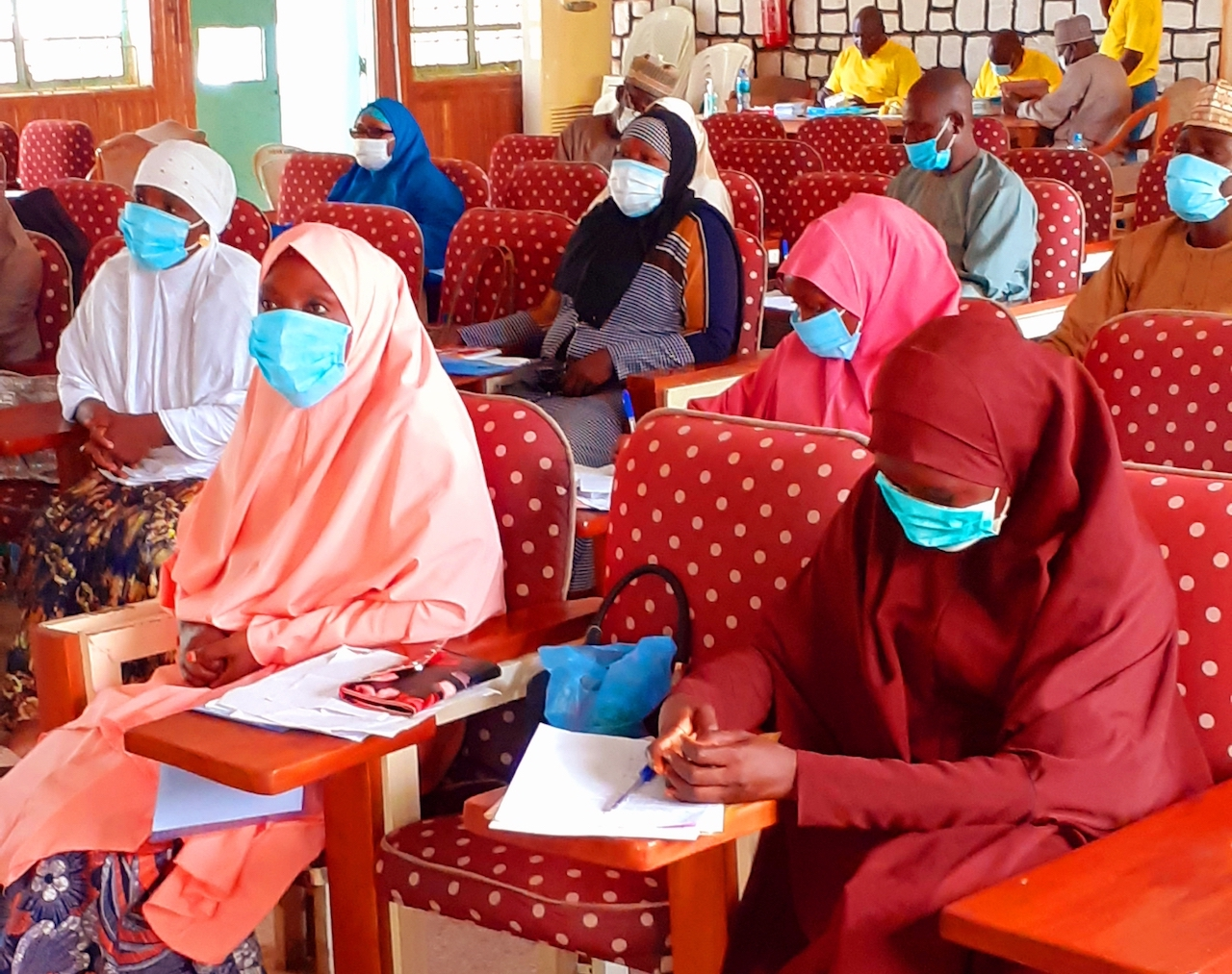NGO trains 114 Gombe primary health care workers