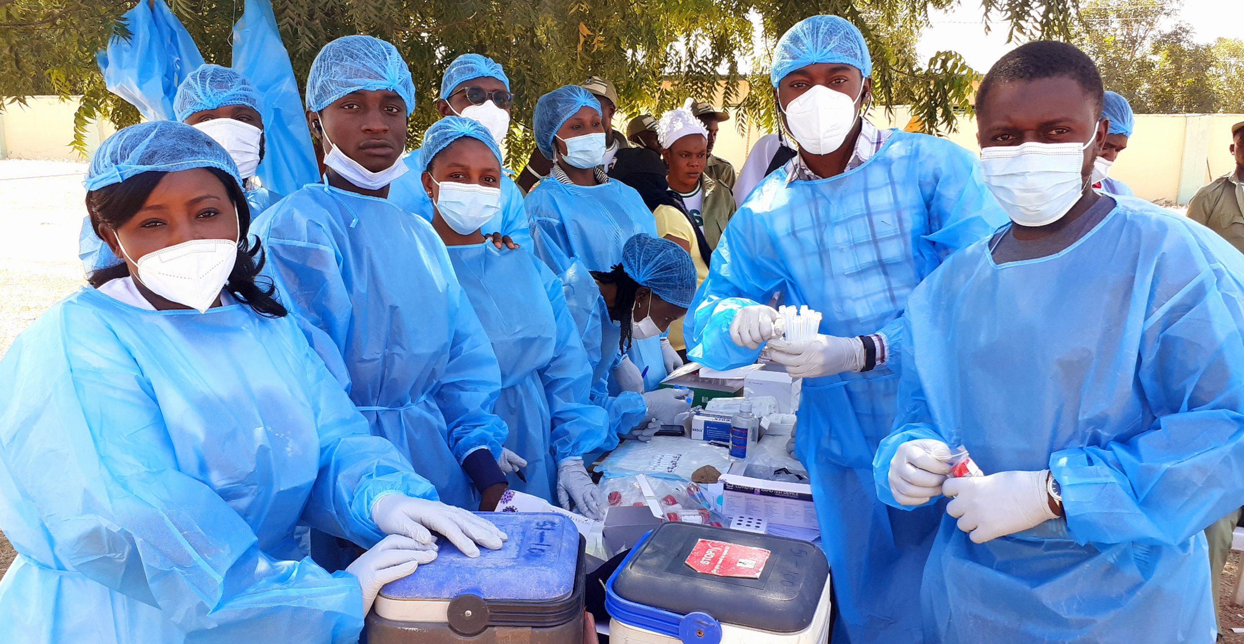 Three ways RHEMN supported COVID-19 Response in Nigeria